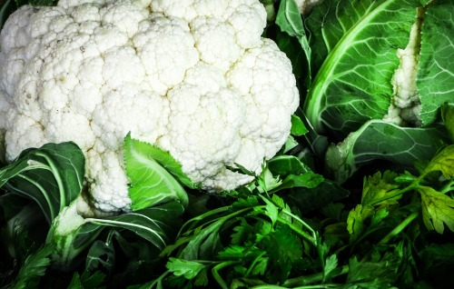 cauliflower-with-greens